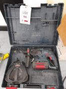 Bosch GBH36V-LI Professional 36v battery hammer drill with case