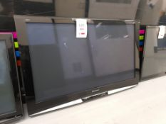 """Panasonic TH-50PZ80B 50"""" television"""