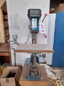"Clarke 5/8"" drill press, year 1996"