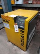 Kaeser HPC SK19 PLUSAIR packaged air compressor, Serial no. 1005. NB: The purchaser must ensure this