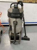Numatic WVB750-2 24v DC rechargeable Battery Powered Commercial Vacuum Cleaner