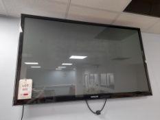 "Samsung 60"" Smart television"