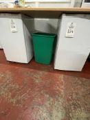 2 - Swan undercounter refrigerators, as lotted