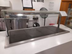 Countertop chilled merchandiser, s/n B03152, purchase date 01/02/2015, with Counterline electric