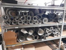 Quantity of conveyor belt, various sizes, as lotted