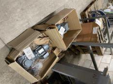 3 - Boxed motors, as lotted (unused)