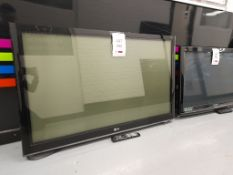 """LG 50PS3000 HD TV 50"""" with remote"""