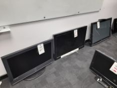 3 - Televisions, as lotted