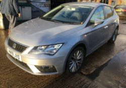 Seat Leon SE Dynamic TDI 5 door hatchback car (19 plate)