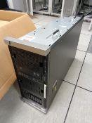 HP Proliant ML350P Gen 8 rack server, serial no. CZ2511OCXV