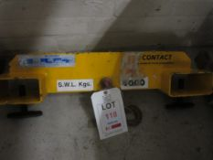 Contact FMHA-1.0 lifting beam, 1000kg capacity (2004) (Please Note: We do not hold any documentation