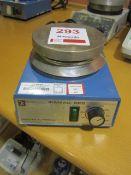 Ikamag REO S16 magnetic stirrer, s/n: 492682, 0-1100 1/min