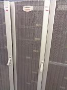 Compaq server cabinet (ref. 5/22) and contents, to include two HP Proliant ML370 servers, four
