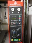Domnick Hunter Ltd Pneu Dri high efficiency air dryer, type DHE108 D/S, serial no. 31640 (2004),