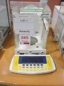 Sartorius Genius ME215P scales, s/n: 12706717