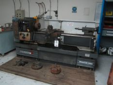 Colchester Master 3250, SS centre lathe, 3 & 4 jaw chuck, quick change tool post, face plate, 0 -