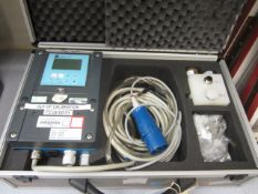 Endress Hauser Mycom 152 conceal conductivity calibration set for ultra pure water applications,