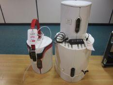 Water purifier station including Elga Purelab Chorus water purifier, model PC220D1BPM2, s/n: