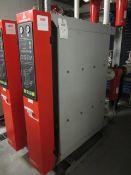 Domnick Hunter Ltd Pneu Dri high efficiency air dryer, type DHE108 D/S, serial no. 31641 (2004),