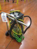 Kerstar Freddy KAV45 pneumatic industrial vacuum