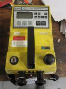 Druck DPI 601 IS digital pressure indicator, serial no. F-17070/97-10
