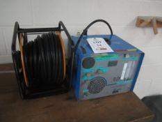 Zambelli anti explosion pump, model ADF, serial no. 11017 (2012)
