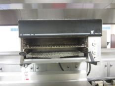 Falcon stainless steel Steakhouse electric eye level grill, 900mm x 560mm x H500mm - Disconnection