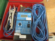 ECOM OHM.EX413 meter, model PTB NR.EX 95.D.2052