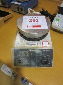 Heidolph MR3001K magnetic stirring hotplate, no. 50410100050, 625w