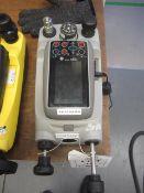 GE Druck Genii DP1620 advanced modular calibrator, serial no. 4006853 (2014), mounted on PV621G,