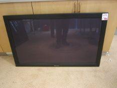 "Pioneer Plasma TV, model PDP-50MXE20, 50"" - no remote control"