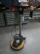 Numatic International NMP 1000M floor polisher, serial no. 982605476