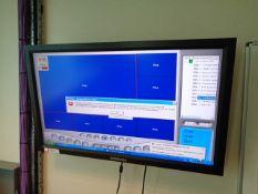 """Samsung 32"""" LCD monitor"""