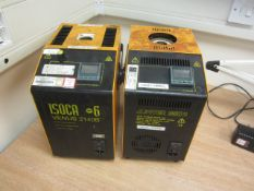 Isothermal Technology Isotech ISOCA-6 Venus 2140B Plus metal block bath, serial no. 211853/1, -55 to