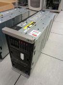 HP Proliant ML350P Gen 8 rack server, serial no. CZ231703DB