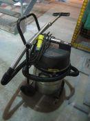 Kerstar OV30/LWD industrial vacuum, 110v