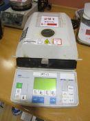Mettler Toledo HB43 halogen moisture analyser