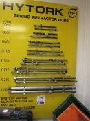 Hytork spring retractor rods set