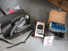YokoGawa QT20 sensor simulator for PH and ORP equipment, serial no. EX-82/2120, a RS 610.540 PH