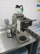 Bunn VP-17 Series coffee machine, model VP17A-2, serial no. VP17119179
