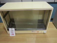 Leec Ltd warming cabinet, model 535, s/n: 02/8/11, 500w