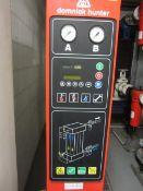 Domnick Hunter Ltd Pneu Dri high efficiency air dryer, type DHE108 D/S, serial no. 31642 (2004),