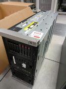 HP Proliant ML350P Gen 8 rack server, serial no. CZ231703D9