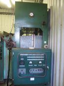 Sigmund Pulsometer Pumps Ltd fire pump engine with Fiat engine, pump type B058C, capacity 121.2