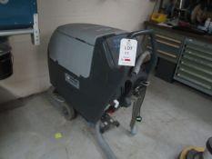 Nilfisk BA531 scrubber dryer, serial no. 073122982