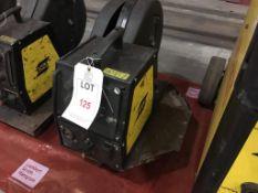 ESAB Feed 304w wire feeder s/n 620-805-6860 (advised faulty)