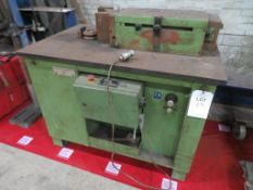 Press and Shear machinery bender