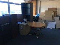 Loose and dismantled furniture