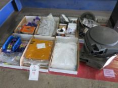 Assorted welding supplies
