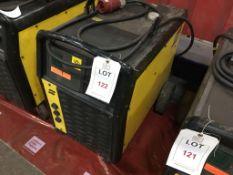 Esab Mig 500tw welder s/n 215-436-1415 (advised faulty)